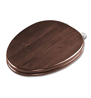 TOTO SS304#PB Maple SoftClose® Elongated Toilet Seat and Lid With Finish: Polished Brass