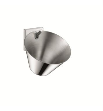"Hansgrohe 42733000 Axor Starck Organic 5 1/8"" Soap Dish in Chrome"