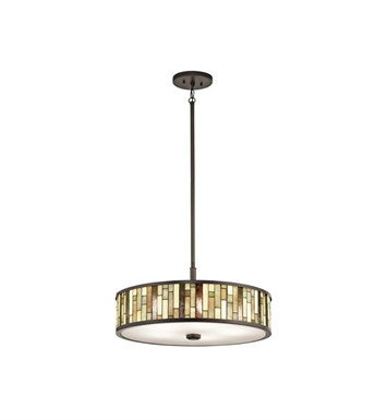 Kichler 65402 Marisa 5 Light Convertible Pendant-Semi Flush