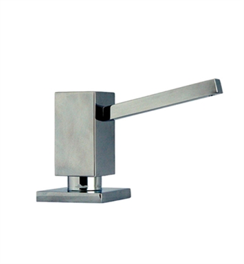Whitehaus WHSQ-SD003 Q-Haus Solid Brass Soap/Lotion Dispenser