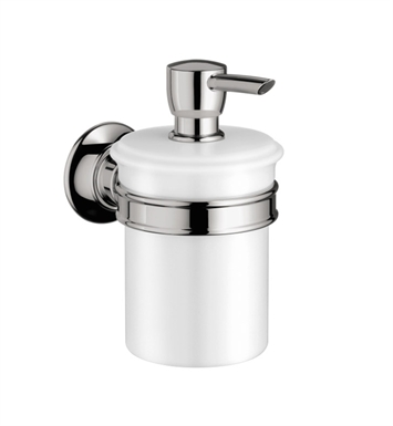 Hansgrohe 42019830 Axor Montreux Soap Dispenser With Finish: Polished Nickel