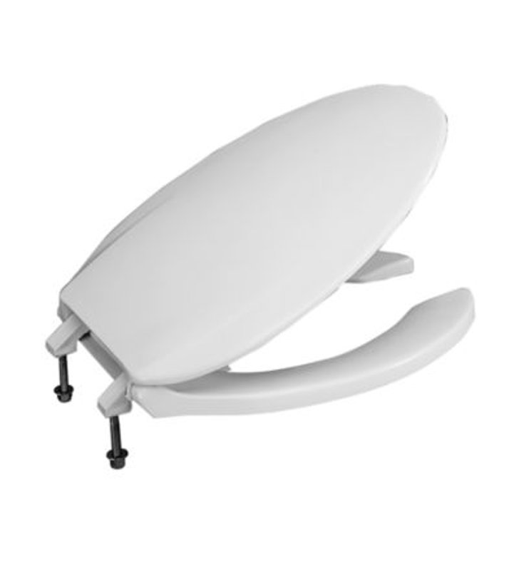 TOTO SC134 Commercial Elongated Toilet Seat And Lid