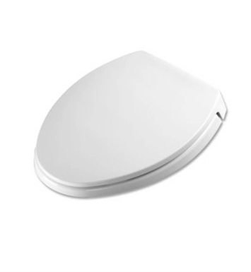 TOTO SS114#11 SoftClose® Elongated Toilet Seat and Lid With Finish: Colonial White
