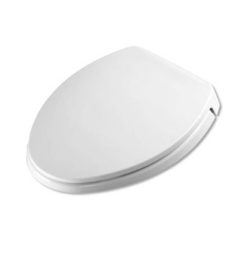TOTO SS113#01 SoftClose® Round Toilet Seat and Lid With Finish: Cotton
