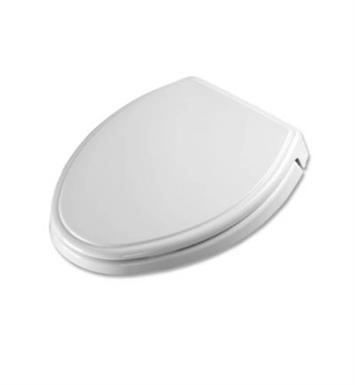 TOTO SS154#11 Traditional SoftClose® Elongated Toilet Seat and Lid With Finish: Colonial White