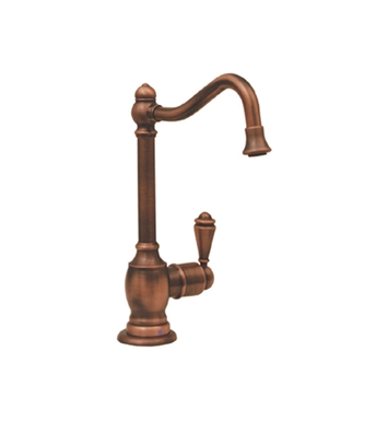 Whitehaus WHFH-C3132 Point of use drinking water faucet with traditional spout