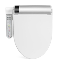 Biobidet BB-1700 Premier Class Bliss Bidet Toilet Seat with Side Panel Control
