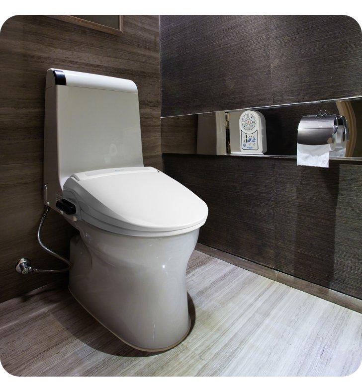 Biobidet Bb 400 Harmony Luxury Class Bidet Toilet Seat