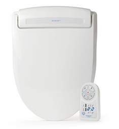 BioBidet BB-400 Harmony Luxury Class Bidet Toilet Seat with Wireless Remote Control