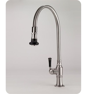 Jaclo 1074 Steam Valve Single Lever Kitchen Faucet
