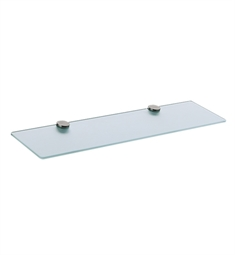 Hansgrohe 41550 Axor Uno Glass Shelf