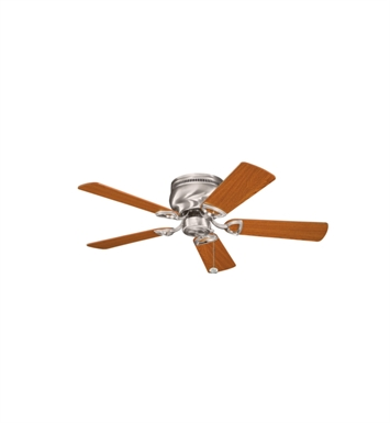 "Kichler 339017BSS Stratmoor 42"" Indoor Ceiling Fan with 5 Blades"