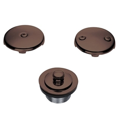 Danze Lift & Turn Bath Drain Conversion Kit in Oil Rubbed Bronze