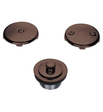 Danze D490637RB Lift & Turn Bath Drain Conversion Kit in Oil Rubbed Bronze