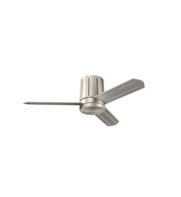 "Kichler 300130NI Innes II 42"" Indoor Ceiling Fan with 3 Blades and Cool-Touch Remote"