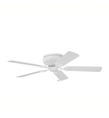 "Kichler 339022WH Stratmoor 52"" Indoor Ceiling Fan with 5 Blades"