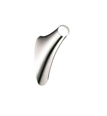 "Hansgrohe 42237000 Axor Massaud 3 1/8"" Face Cloth Hook in Chrome"