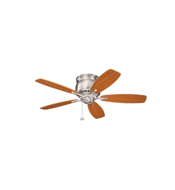 "Kichler 300124BSS Richland II 42"" Indoor Ceiling Fan with 5 Blades"