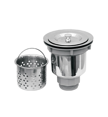 Whitehaus NRNW35A Basket Strainer with Deep Removable Basket