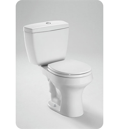 Toto Rowan™ Close Coupled Elongated Toilet 1.6GPF / 1.0GPF