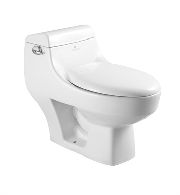 Fresca FTL2108 Columbia Elongated Toilet