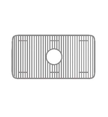 Whitehaus WHREV3018 Stainless Steel Sink Grid