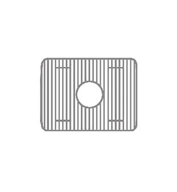 Whitehaus WHREV3318 Stainless Steel Sink Grid