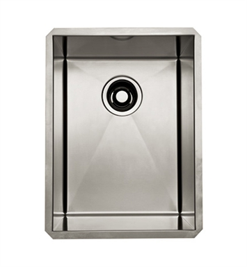Rohl RSS1318SB Stainless Steel Kitchen or Bar/Food Prep Sink in Stainless Steel Finish