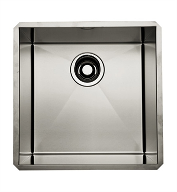 Rohl RSS1515SB Stainless Steel Kitchen or Bar/Food Prep Sink in Brushed Stainless Steel Finish