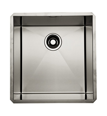 Rohl RSS1718SB Stainless Steel Kitchen or Bar/Food Prep Sink in Brushed Stainless Steel Finiish