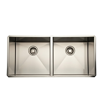 Rohl RSS3516SB Stainless Steel Kitchen Sink