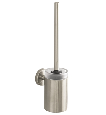Hansgrohe 40522 S/E Toilet Brush with Holder