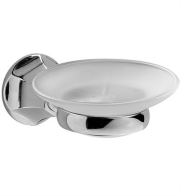 "Graff G-9061-PC Topaz 4 1/4"" Wall Mount Soap Dish and Holder With Finish: Polished Chrome"