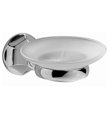 Graff G-9061-PC Soap Dish and Holder With Finish: Polished Chrome
