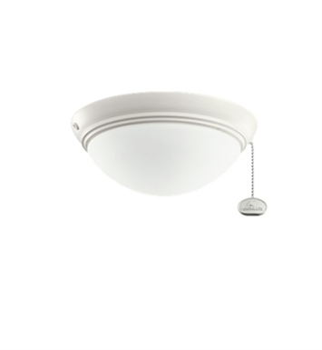 Kichler 380120SNW 2-Bulb Flush Mount Indoor Ceiling Fixture