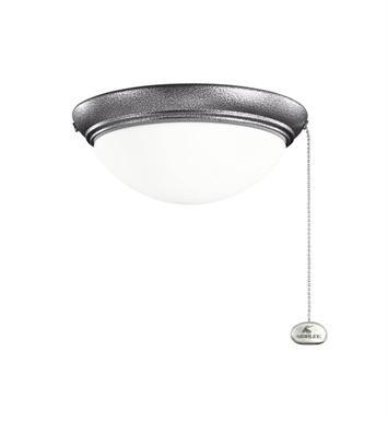Kichler 380120WSP 2-Bulb Flush Mount Indoor Ceiling Fixture