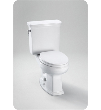 TOTO CST423EF#03 Eco Promenade® Toilet, Round Bowl 1.28 GPF With Finish: Bone