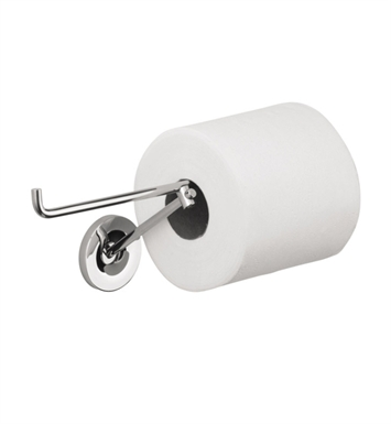Hansgrohe 40836820 Axor Starck Toilet Paper Holder With Finish: Brushed Nickel