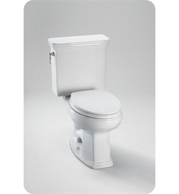 TOTO CST423SF#11 Promenade® Toilet, Round Bowl 1.6 GPF With Finish: Colonial White