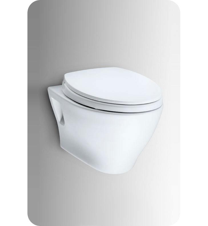 toto ct418fg toto aquia wallhung dualflush toilet 16gpf u0026