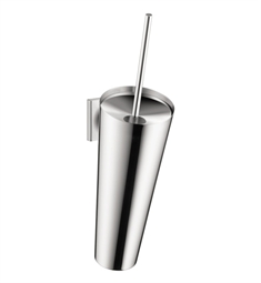 Hansgrohe 42735000 Axor Starck Organic Toilet Brush with Holder