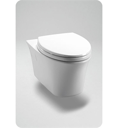 Toto Maris® Wall-Hung Dual-Flush Toilet, 1.6GPF & 0.9GPF