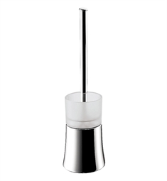 Hansgrohe Axor Uno Toilet Brush with Holder Floor Version