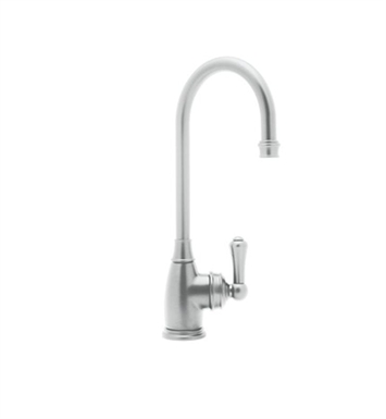 Rohl U-4700-STN Single Lever Single Hole Bar Faucet With Finish: Satin Nickel