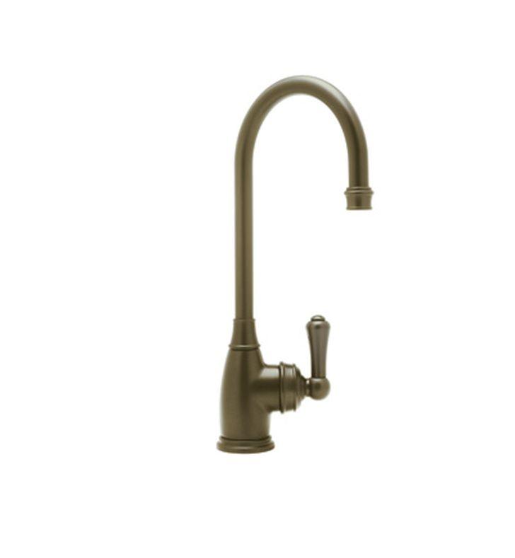 Rohl U 4700 Single Lever Single Hole Bar Faucet