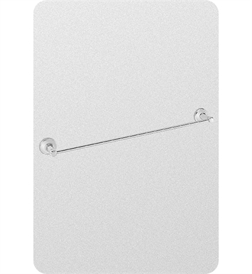 "TOTO YB20008#BN Transitional Collection Series A 8"" Towel Bar With Finish: Brushed Nickel"