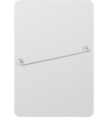 "TOTO YB20018#PN Transitional Collection Series A 18"" Towel Bar With Finish: Polished Nickel"