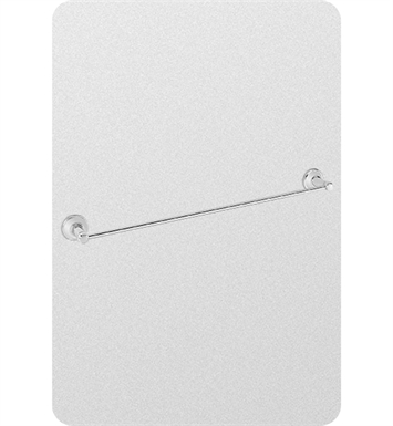 "TOTO YB20024#CP Transitional Collection Series A 24"" Towel Bar With Finish: Polished Chrome"