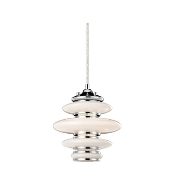 Elan Lighting 83220 Cumulus™ Pendant in Chrome Finish