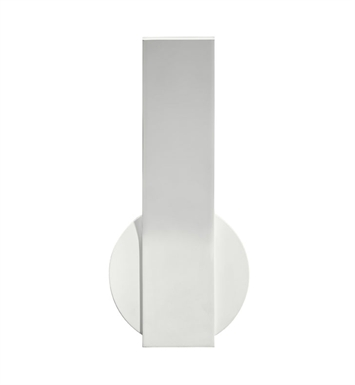 Elan Lighting 83100 Follen™ Wall Sconce in White Finish